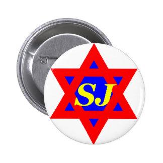 Super Jew Pin