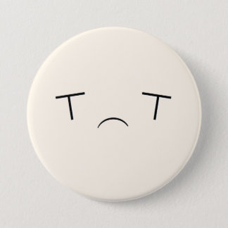 Super Kawaii Sad Emoji Button