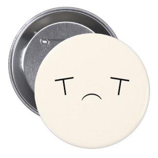 Super Kawaii Sad Emoji Button