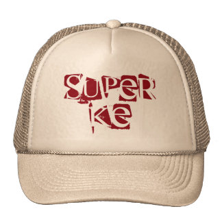 SUPER KE custom hat