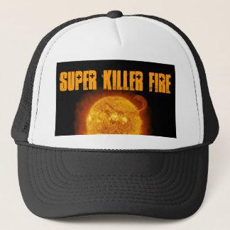 Super Killer Fire Trucker Hat