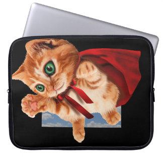 Super Kitty Computer Sleeve