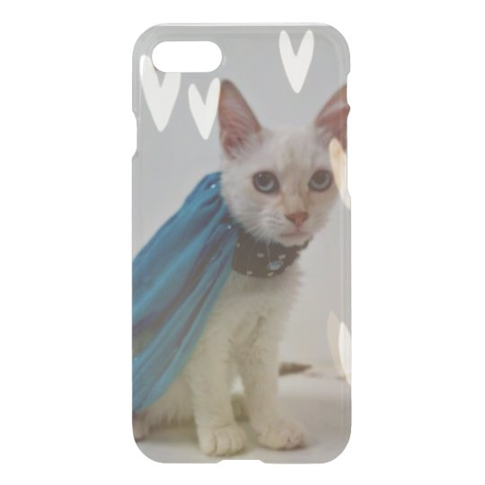 Super Kitty iPhone 7 Clearly ™ deflector Case