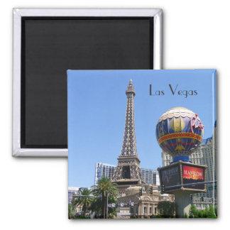 Super Las Vegas Magnet! Square Magnet