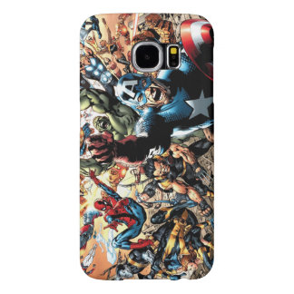 Super layer Hero Samsung Galaxy S6 Case