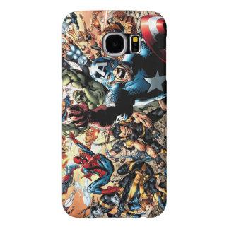 Super layer Hero Samsung Galaxy S6 Cases