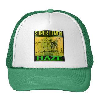 SUPER LEMON HAZE TRUCKER HAT