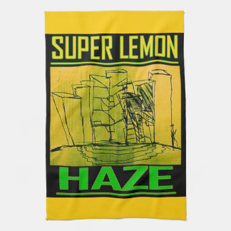 SUPER LEMON HAZE KITCHEN TOWEL