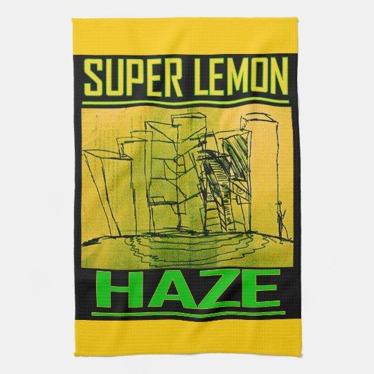 SUPER LEMON HAZE KITCHEN TOWEL