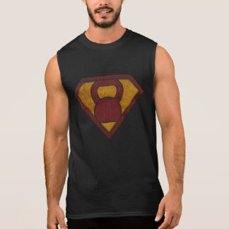 Super Lifting Man Gym motivation tanks