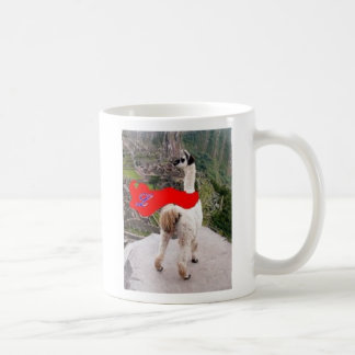Super Llama, SUPER LLAMA!!!! Coffee Mug