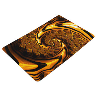 Super Loompa Landslide Milk Chocolate Spiral Floor Mat