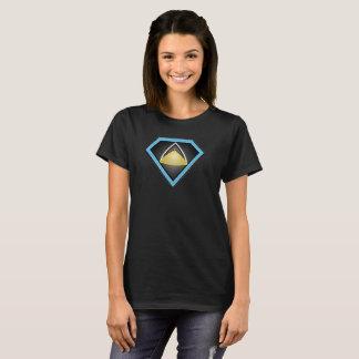 Super Lucian black T-Shirt