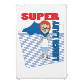 Super Lunch Lady iPad Mini Cover