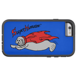 Super Manatee tough iPhone 6 case