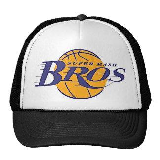 Super Mash Bros Trucker Hat