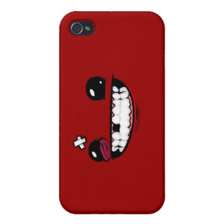 Super Meat Boy iPhone Case Cover For iPhone 4