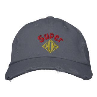 Super Mom - Customized Baseball Cap