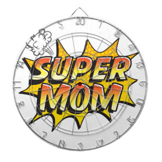 Super Mom Dartboard
