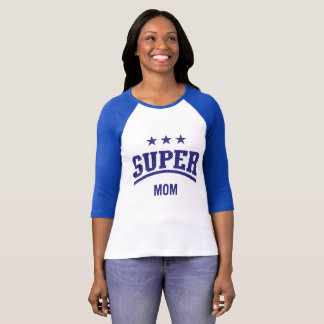 Super Mom Team Tee by Mini Brothers