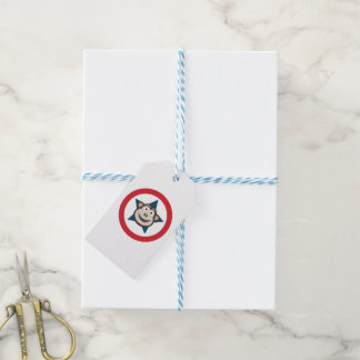 Super Monkey Gift Tags