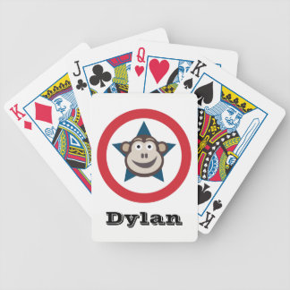 Super Monkey Graphic (Bicycle) Bicycle Playing Cards
