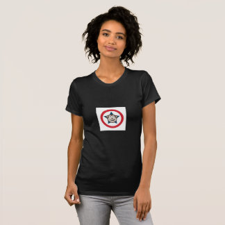 Super Monkey Ladies Short-Sleeved Tee
