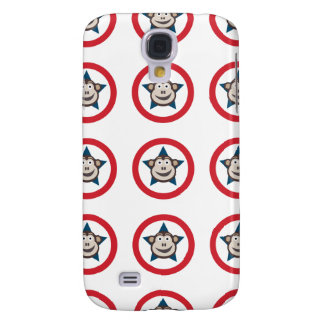 Super Monkey Samsung Galaxy S4 Case