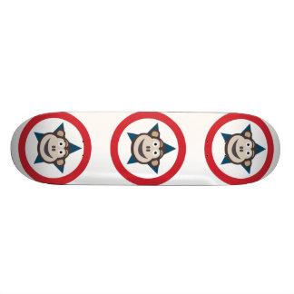 Super Monkey Skateboard 21.6cm