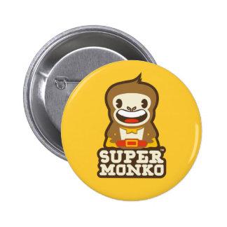 Super Monko Buttons
