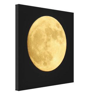 Super Moon - Canvas Art