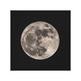 Super Moon November 2016 Photo Print Image