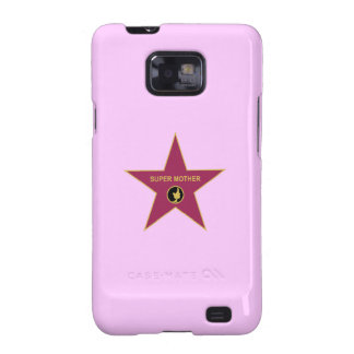 Super Mother - Hollywood Mother Star Galaxy S2 Cases