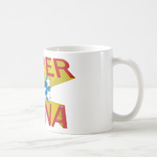 SUPER NANA COFFEE MUG