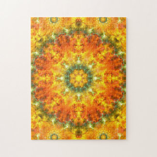 Super Nova Mandala Puzzle