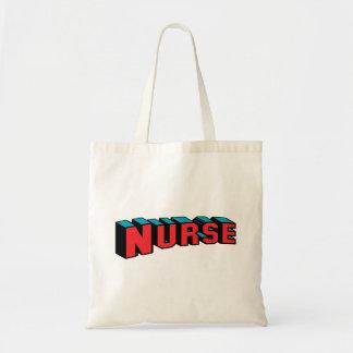 Super Nurse Tote Bag