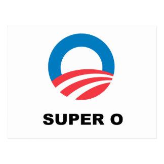 SUPER O POSTCARDS