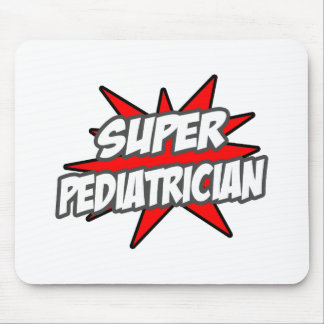 Super Pediatrician Mouse Pad