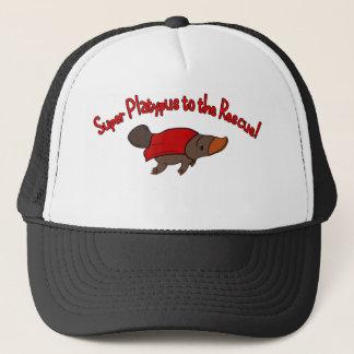 Super Platypus Trucker Hat