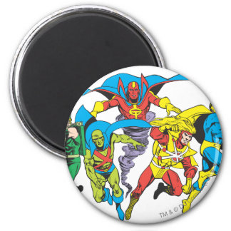 Super Powers™  Collection 10 2 Inch Round Magnet