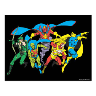 Super Powers™  Collection 10 Postcard