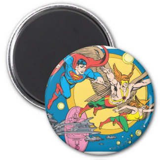 Super Powers™  Collection 15 2 Inch Round Magnet