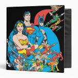 Super Powers™ Collection 1 Vinyl Binder