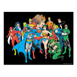 Super Powers™ Collection 2 Postcard