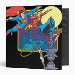 Super Powers™ Collection 5 3 Ring Binders