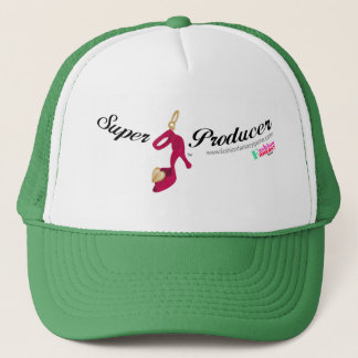 Super Producer Shoe Charm Trucker Hat