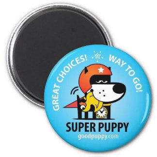 Super Puppy Magnet