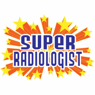 Super Radiologist Photo Cut Out