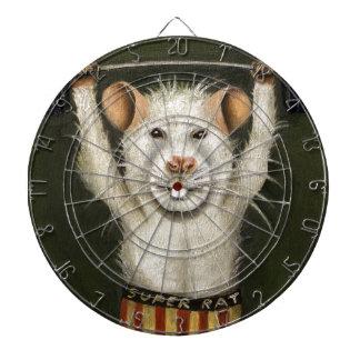 Super Rat Dartboard