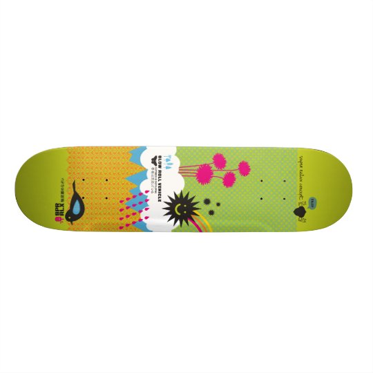 Super Relax Concept : skate! Skateboards